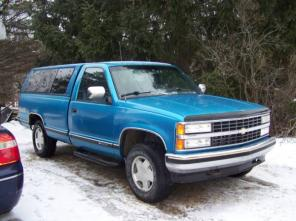 92 Chevy 4X4 Sell or Trade toward extended cab